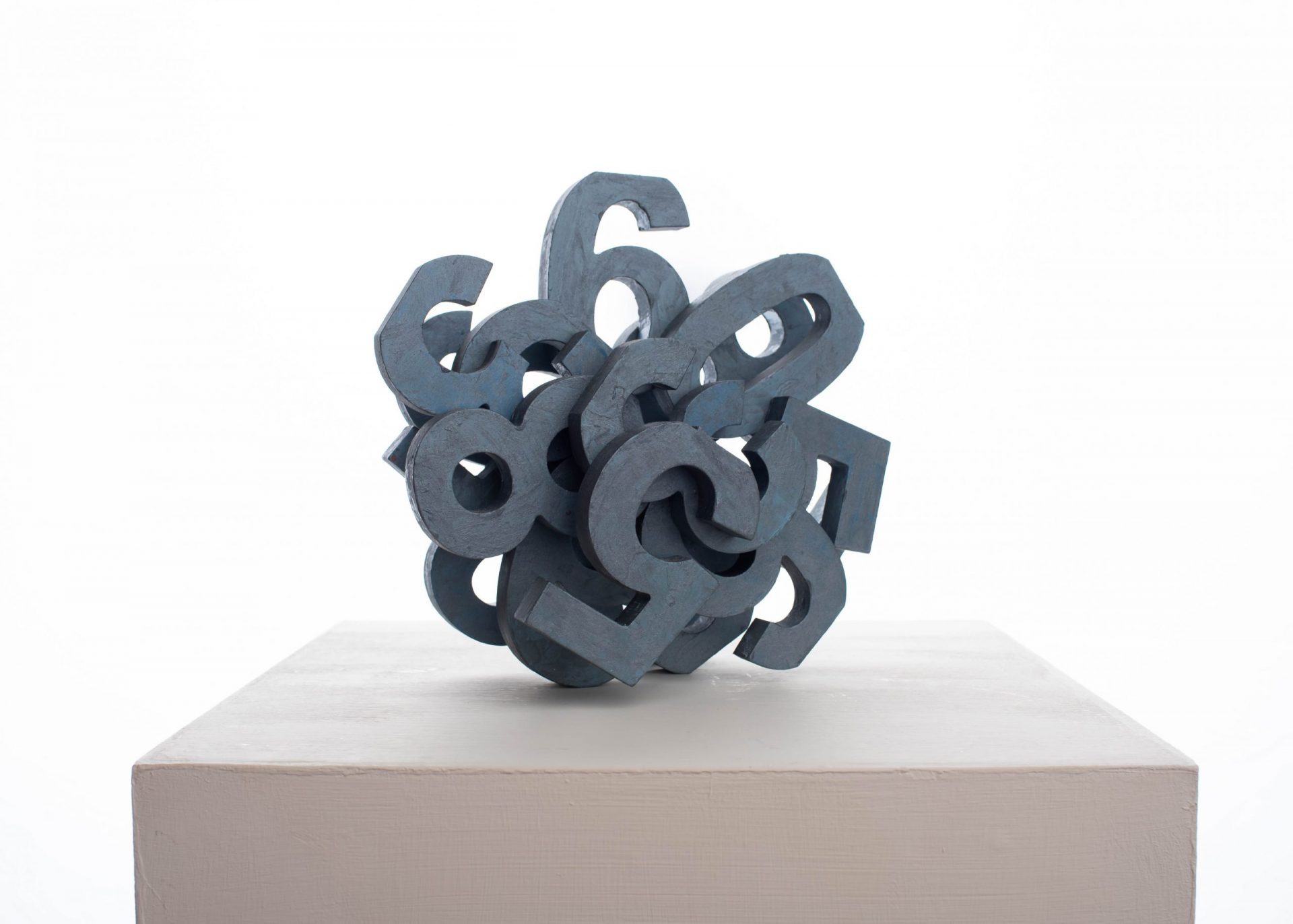 Chaos Theorem Sculpture