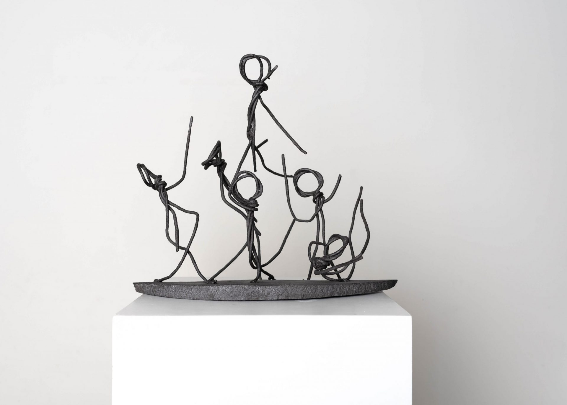 Dancing Freedom Sculpture