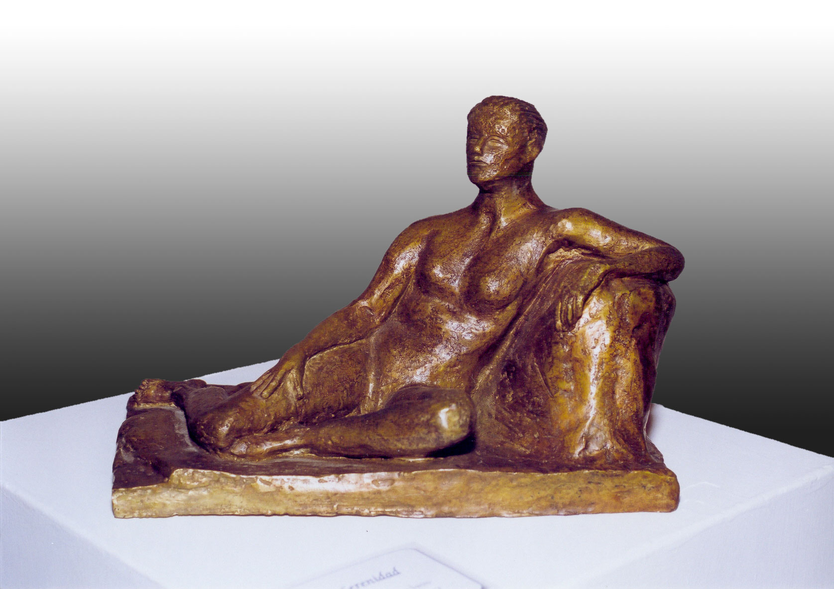 Serenity Sculpture in Bronze